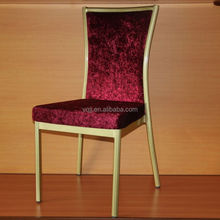 Luxury room hotel dining chair restaurant dining chairs