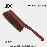 cleaning product that plastic bed dust brush with PP handle for bed cleaning