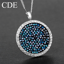 China Supplier Wholesale Fashion Necklace Jewelry with Austrian crystal