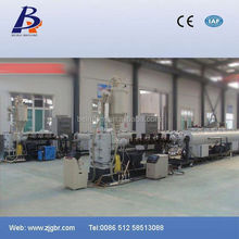 PE/PP Pipe Production Line hdpe gas pipe manufacturing unit