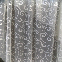 2015 shaoxing cheap lace home curtain drapes