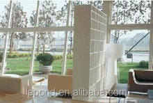 2015 new electrical color changed glass/Electric Smart Glass Panel