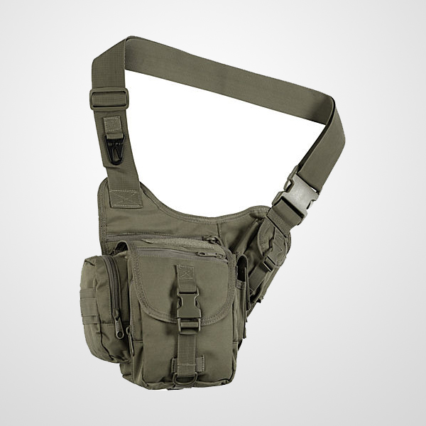 lightweight and durable polyester military canteen bag a great option for the minimalist