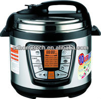 Multi-functional pressure cooker