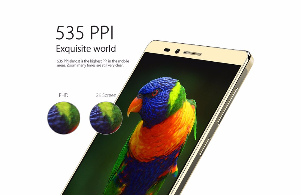 Original Elephone Vowney/Elephone Vowney lite Android 5.1MTK6795 Octa core smart phone