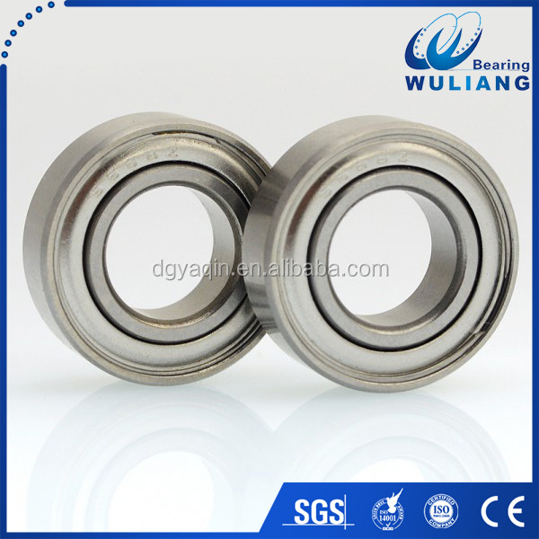 China bearing factory sell 5mm stainless steel ball bearing 688