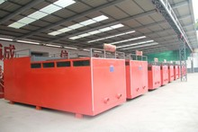 PHQJ-2 200-300m3/Day AAC production Line light weight Autoclaved aerated concrete