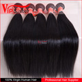 Natural Straight Virgin Hair Unprocessed Unmixed Human Hair 20 22 24inches