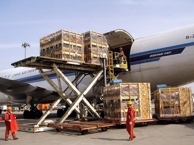 Air freight rates from China to Perth Australia