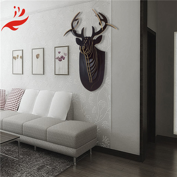 new design animal head wall decoration