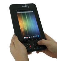 Cilico Android smart Tablet pc with Uhf Rfid Reader writer,3G,WIFI,camera,phone RFID Tablet