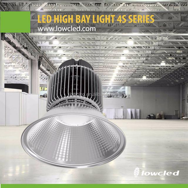 Factory price IP44 200W LED High Bay, 200W LED Warehouse Lights 200W Led Gas Station lights / led high bay light 25000 lumen
