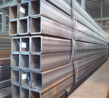 High precision square steel pipes, used by builder and mechanical equipment manufacturers