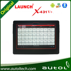 LAUNCH X431 V+ X-431 V+ achieves the full car model and full system fault diagnosis