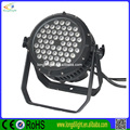 DMX stage DJ light IP65,Waterproof 54*3W RGBW LED PAR 64