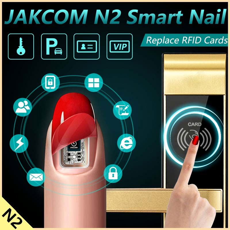 Jakcom N2 Smart Nail 2017 New Premium Of Access Control Card Hot Sale With Wedding Cards Promotional Bracelets Rfid