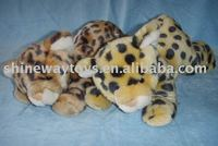 Plush Toys Leopard Cheetah