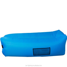 Outdoor inflatable floating lazy bag sofa/sleeping bag sofa