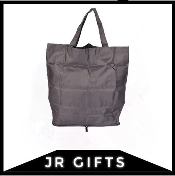 OEM Durable 600D Polyester Folding Tote Shopping Bag