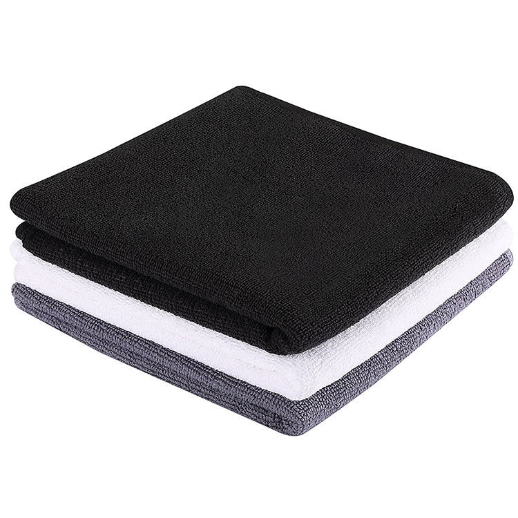 Jinwendi Textile Factory Customized Size White golf <strong>towel</strong> microfiber blank sports <strong>towel</strong> With Logo