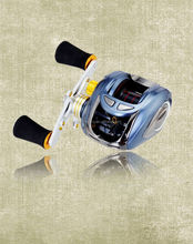 Newest latest china overstock fishing reel