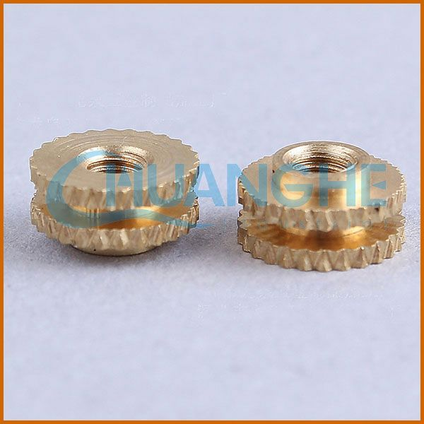 china supplier knurled m6 blind rivet nuts standoff