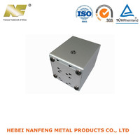 Specialized Manufacturer with Electronics aluminum sheet metal fabrication box or case