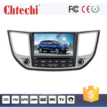 Car dvd player for Hyundai Tucson/IX35 2016 8inch touch screen Android6.0.1/Wince 6.0 system