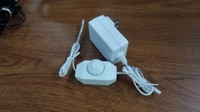 24V 1A Power Adapter and 12V 1A Power Adapter