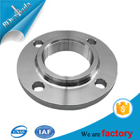 BS c22.8 cast pn20 ring type joint threaded flange