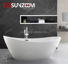 SUNZOOM cUPC certified upc bathtub, large plastic bathtub, bathtub 1800