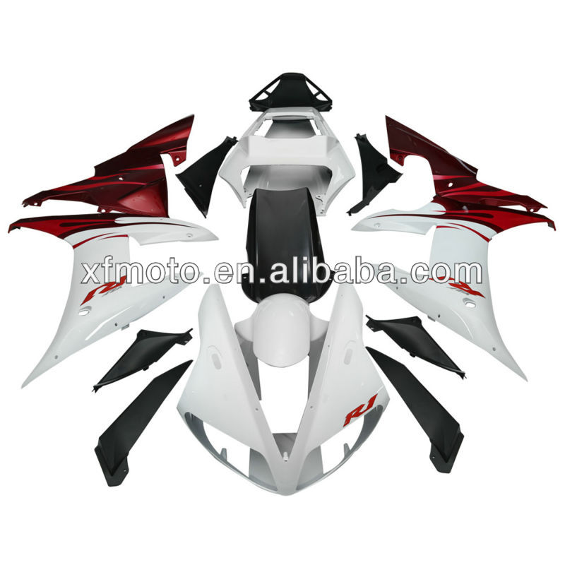 For Yamaha YZFR1 YZF-<strong>R1</strong> YZF <strong>R1</strong> 2002-2003 Bodywork ABS Plastic <strong>Fairing</strong> kit F08