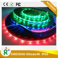 Silicone waterproof 3m adhesive 15 meter flexible led strip
