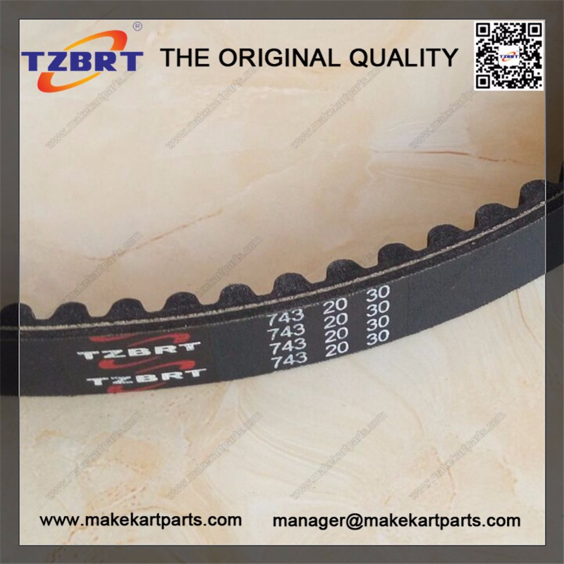 Scooter CVT Belt 743 20 30 for Gy6 150cc 125cc engine part
