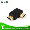 High Quality Gold Plated 19Pin HDMI TO HDM Male to Male/ Female, Female to Female, Mini HDMI/Micro HDMI To FemaleAdapter