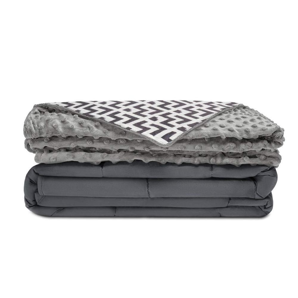 YNM ZonLi Best Sale Weighted Blanket Minky <strong>Baby</strong>