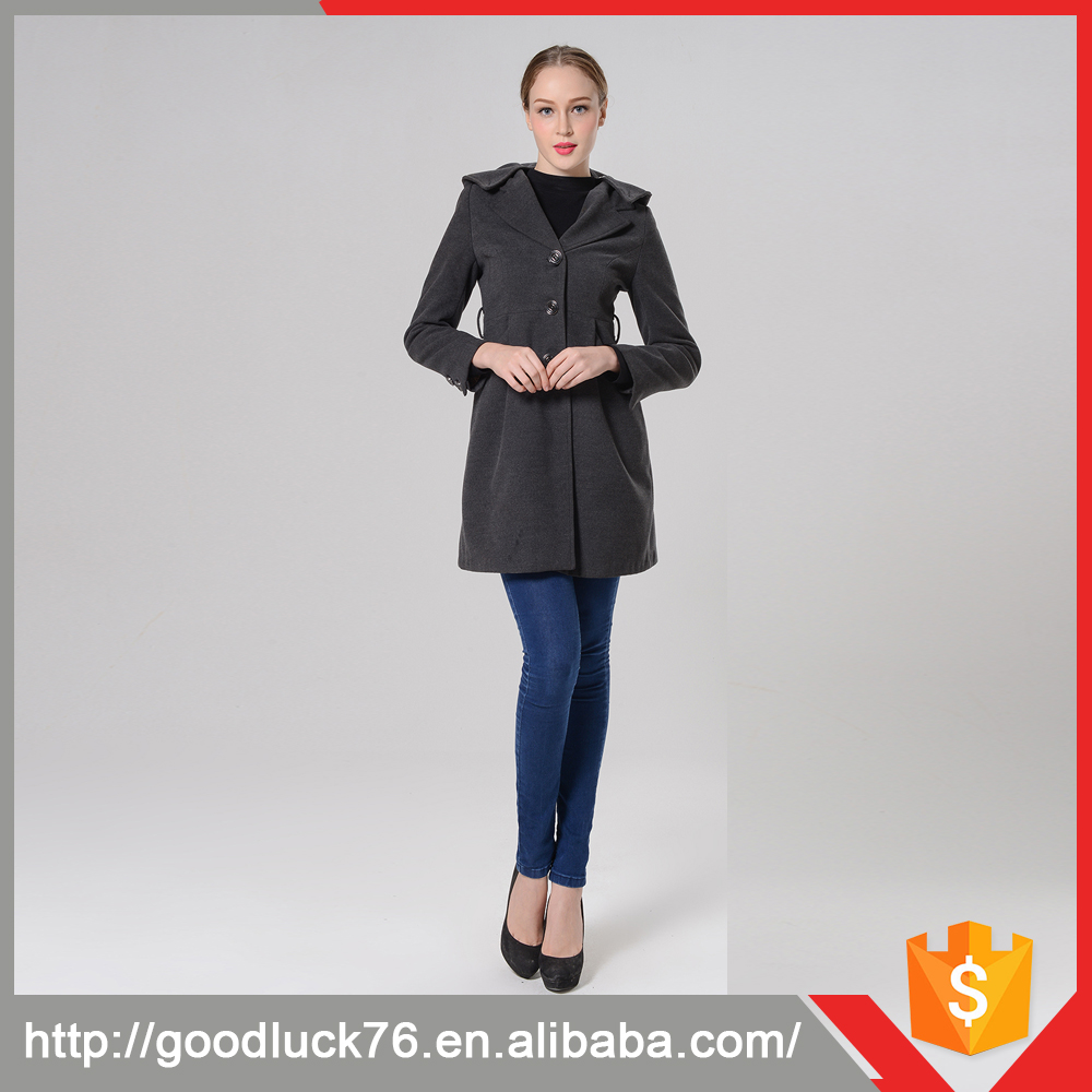 China Factory Wholesale Costume Long Sleeve Women Formal Coat And Skirt