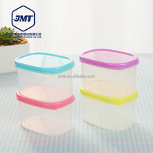 High Quality Custom Printed Real Strong Plastic Storage Box From China for food wholesale