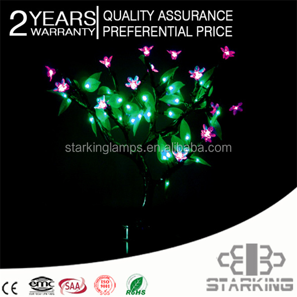 christmas outdoor decoration zhongshan led small blossom cherry tree lightstar king lighting co.ltdcerohssaa