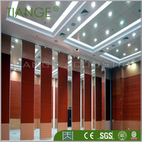 Sound proof partition wall glass price insulation room material