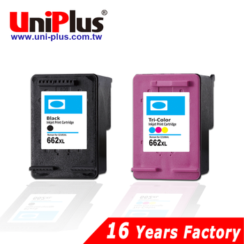 Factory price third party brand for hp 662 ink cartridge printhead and auto reset chip