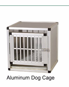 Black large Heavy Duty foldable dog crates