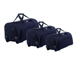 Outdoor gym physical training travel bag, sports activities Fitness ballet dance martial art trolley luggage travelling bag set