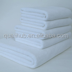 hotel towel in 100%cotton terry