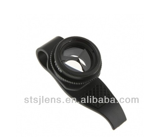 New design cheap clip lens, Clip filter lens, 3 image mirage lens for phone iphone