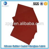 Woven food-grade non-slip corrosion neoprene coated fiberglass fabric