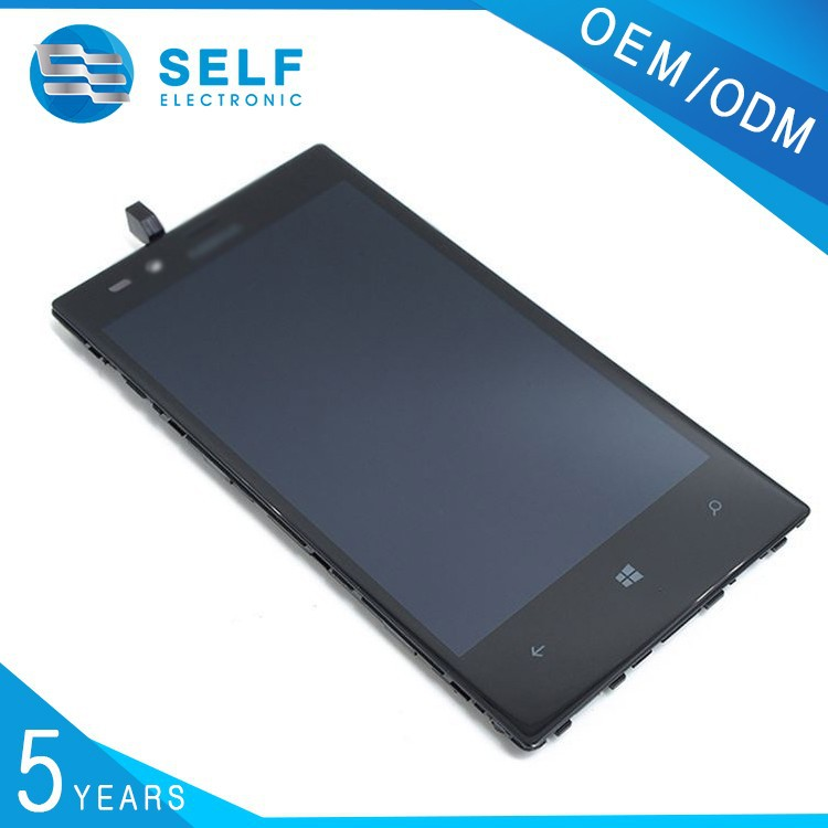 Paypal Accepted LCD Screen for Nokia Lumia 520 LCD Display with Digitzer