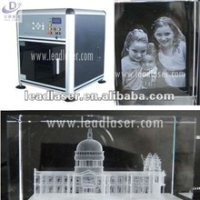 2014 New Economic Price Mini 3D Crystal Laser Engraving Machine For Small Business(professional manufacturer)