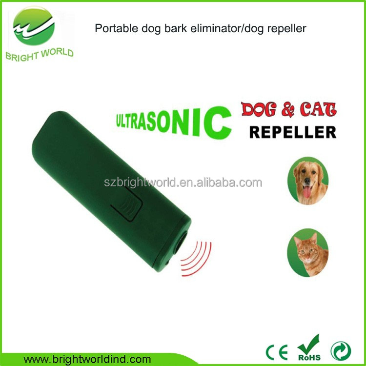 Ultrasonic Anti Bark Dog Training Repeller Control Trainer Device