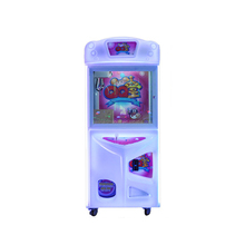 Jiaxin Coin Operated Key Master Claw Crane Game Machine